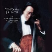 Bach: Unaccompanied Cello Suites Songs