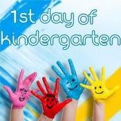 1st Day Of Kindergarten Songs