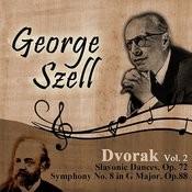 Dvorak, Vol. 2: Slavonic Dances, Op. 72 - Symphony No. 8 In G Major, Op.88 Songs