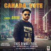 Canada Vs Vote Song