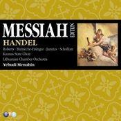 Menuhin conducts Handel : The Messiah Songs