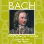 Cantata No.158 Der Friede sei mit dir BWV158 : II Aria & Chorale -