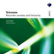 Telemann : Recorder Sonatas & Fantasias (-  Apex) Songs