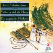 Berté, Abraham & Dostal : Operettas Songs
