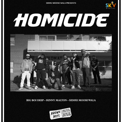 Homicide Songs Download: Homicide MP3 Punjabi Songs Online Free on