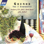 Gounod: The 2 Symphonies Songs