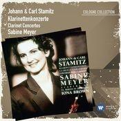 Stamitz: Klarinettenkonzerte Vol.2 Songs