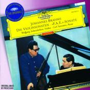 Brahms: Violin Sonatas Opp.78, 100 & 108; Scherzo from