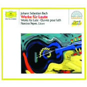 J S Bach Works For Lute Songs