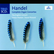 Handel The Organ Concertos Songs