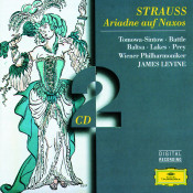 Richard Strauss Ariadne Auf Naxos Songs