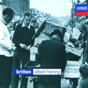 Britten Albert Herring Songs