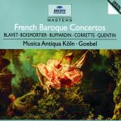 French Baroque Concertos Songs