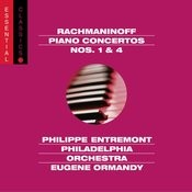 Rachmaninoff: Piano Concertos Nos. 1, 4 & Rhapsody on a Theme of Paganini Songs