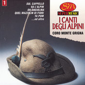 I Canti Degli Alpini, Vol.1 Songs