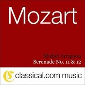 Wolfgang Amadeus Mozart, Serenade No. 11 In E Flat, K. 375 Songs