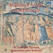 Medieval Songs And Dances Songs