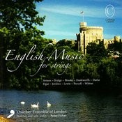 English Music For Strings - Avison, Purcell, Jenkins, Walton, Et Al. Songs