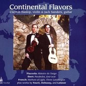 Continental Flavors Songs