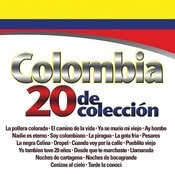 Colombia: 20 De Colleccion Songs