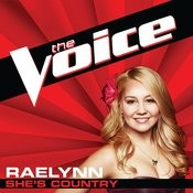 She's Country (The Voice Performance) Songs