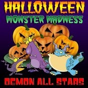 Halloween Mad Monster Jam 1 Song