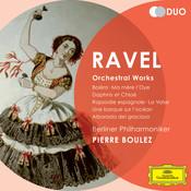 Ravel: Orchestral Works - Boléro; Ma Mére l'Oye; Daphnis et Chloé; Rapsodie espagnole; La Valse; Une barque sur l'océan; Alborada del gracioso Songs