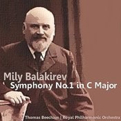 Balakirev: Symphony No. 1 In C Major Songs