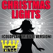 Christmas Lights (Coldplay Tribute Version) Songs