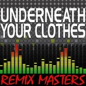 Underneath Your Clothes (Instrumental Version) [83 Bpm] Song