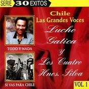 Chile Las Grandes Voces - Lucho Gatica Y Los Cuatro Hnos. Silva Songs