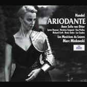 Handel: Ariodante (3 CD's) Songs