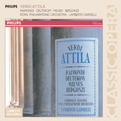 Verdi: Attila Songs
