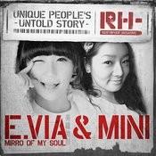 Rh- 5th 'mirro Of My Soul' Songs