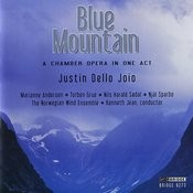 Blue Mountain - A Chamber Opera In One Act Songs