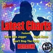 Karaoke - Latest Charts Vol. 1 Songs