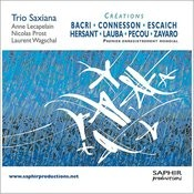 Trio Saxiana Songs
