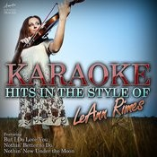 Suddenly (In The Style Of Leann Rimes) [Karaoke Version] Song