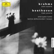 Brahms: Violin concerto, op. 77 / Beethoven: Triple concerto, op.56 Songs