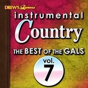 Instrumental Country: The Best Of The Gals, Vol. 7 Songs