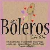 20 Boleros De Oro Songs