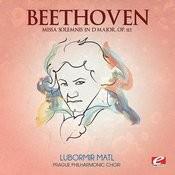 Beethoven: Missa Solemnis In D Major, Op. 123 (Digitally Remastered) Songs