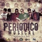 Periodico Musical: Cronicas De La Calle Songs