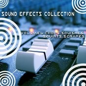 Sound Effects Collection 6 - Chops, Squishes, Squirts, Scrapes Songs