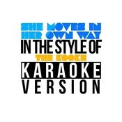 She Moves In Her Own Way (In The Style Of The Kooks) [Karaoke Version] Song