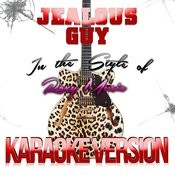 Jealous Guy (In The Style Of Roxy Music) [Karaoke Version] - Single Songs
