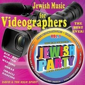 Jewish Music For Videographers, Vol. 1 Songs