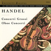 Handel: Concerti Grossi Songs