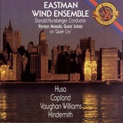 Works By Copland, Vaughan Williams, And Hindemith Songs