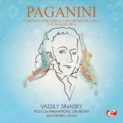 Paganini: Concerto For Violin And Orchestra No. 1 In D Major, Op. 6 (Digitally Remastered) Songs